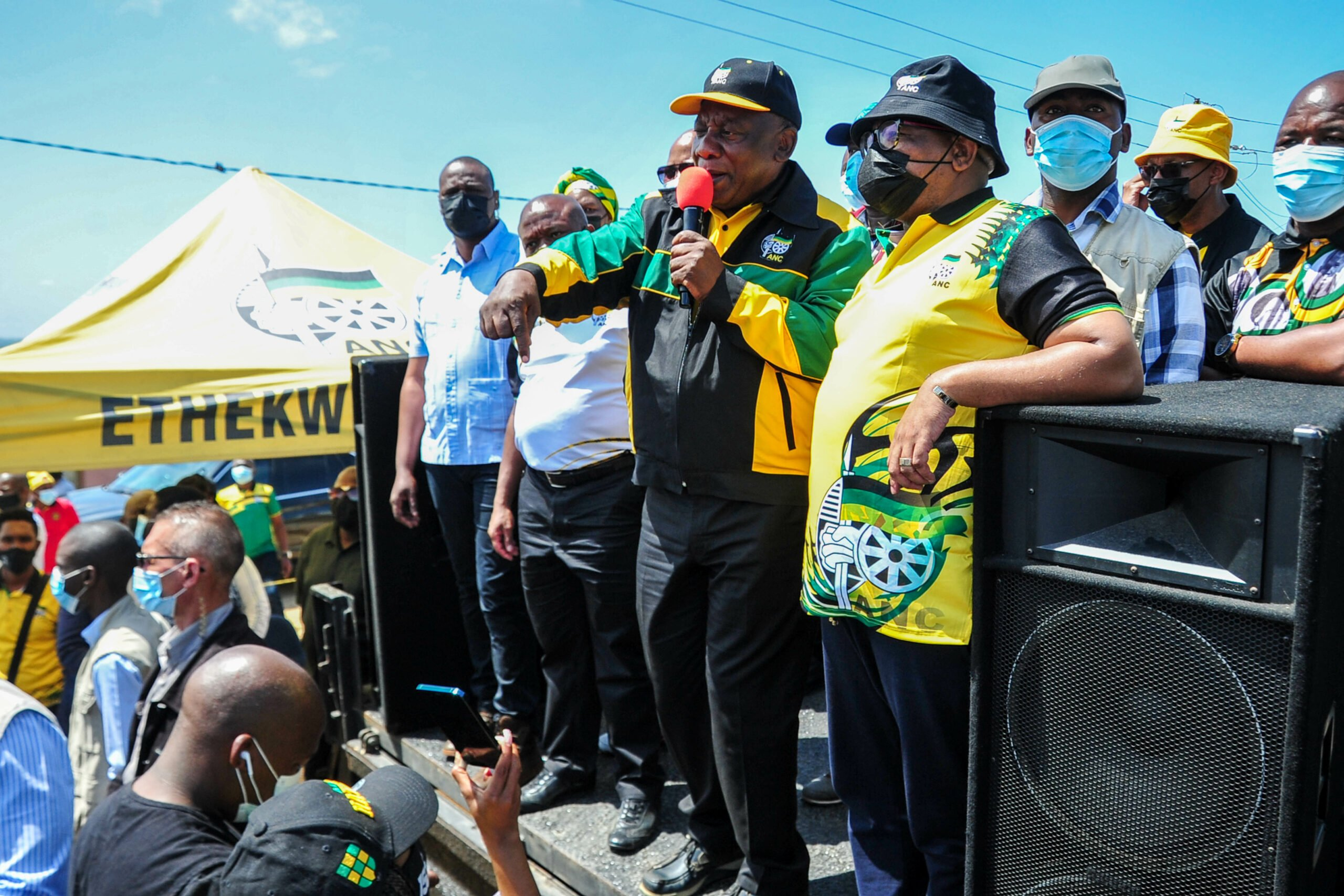 Local government elections: A review of the ANC, DA and EFF manifestos