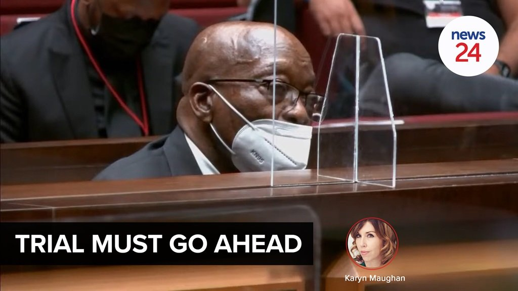 News24.com   WATCH   Quick take with Karyn Maughan: Jacob Zuma fails to bar Downer from prosecuting him