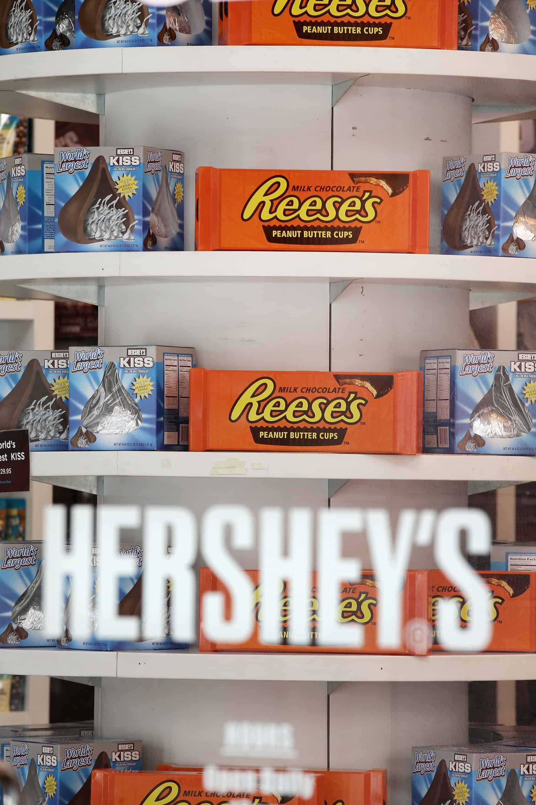 Reese's Peanut Butter Cups Releases New Flavor Filled With Potato Chips