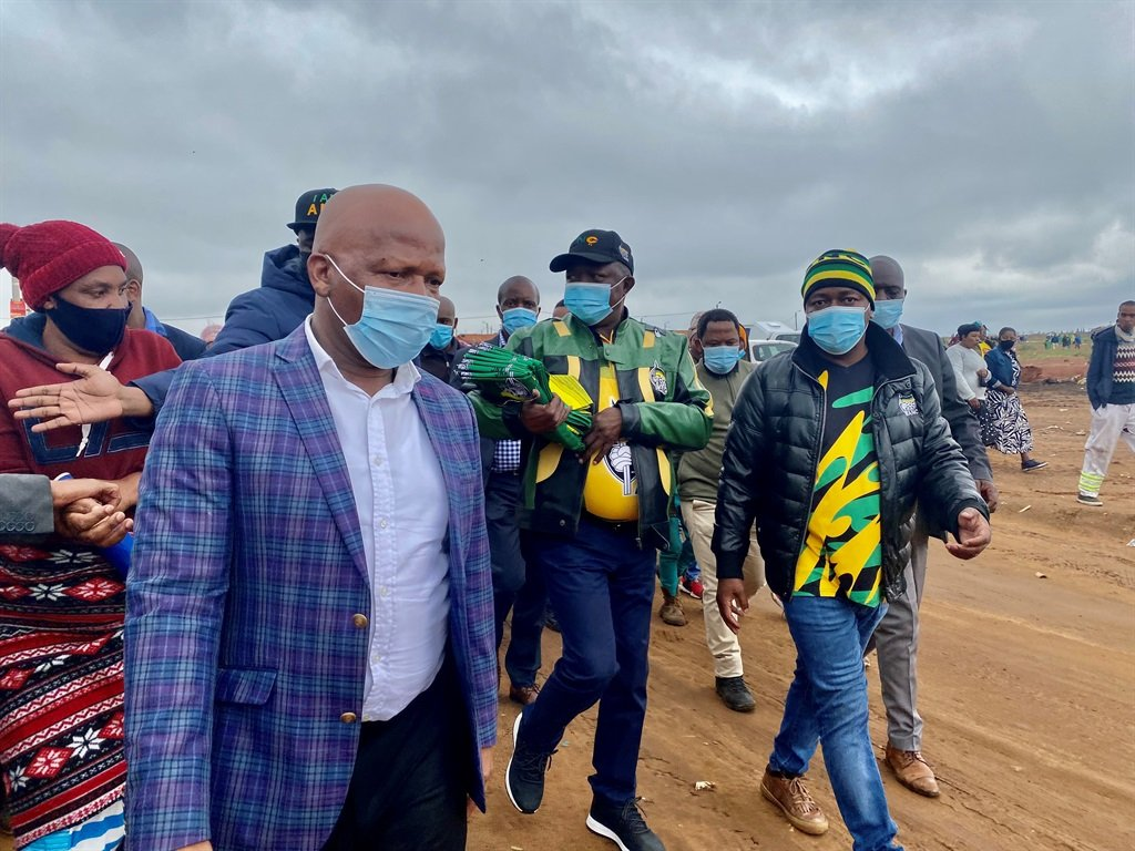 News24.com   Mabuza on campaign trail in Ekurhuleni: 'The ANC will have to change how it works'