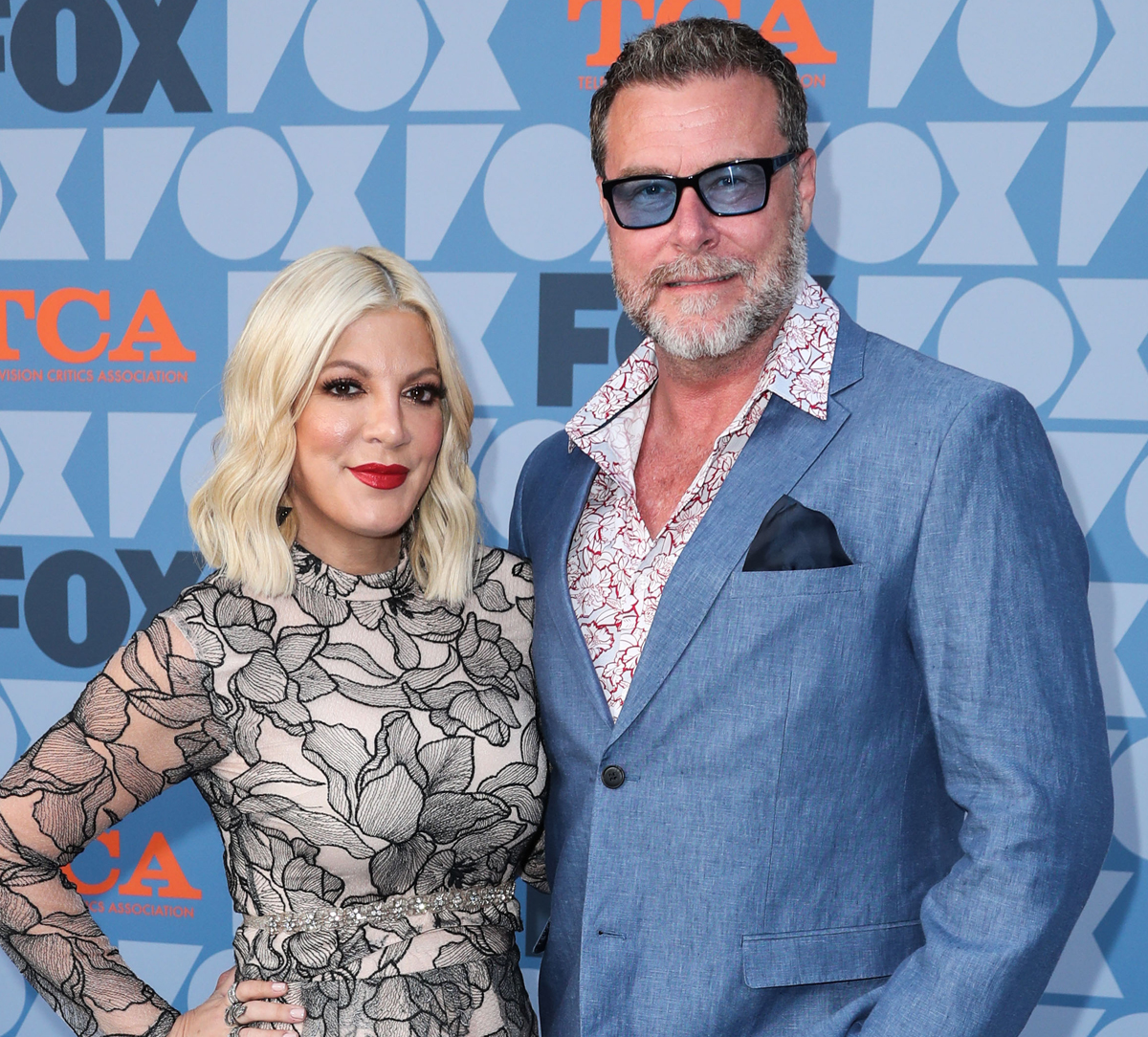 Tori Spelling 'Trapped' In Marriage After 'Really Serious' Fight With Dean McDermott!