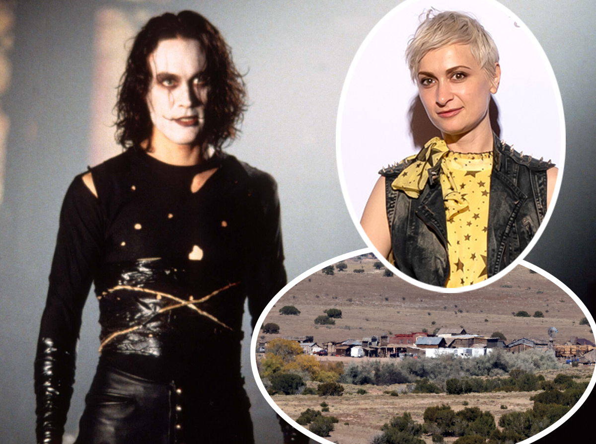 Brandon Lee's Fiancée Breaks 28-Year Silence After The Crow Tragedy To Address Rust Shooting