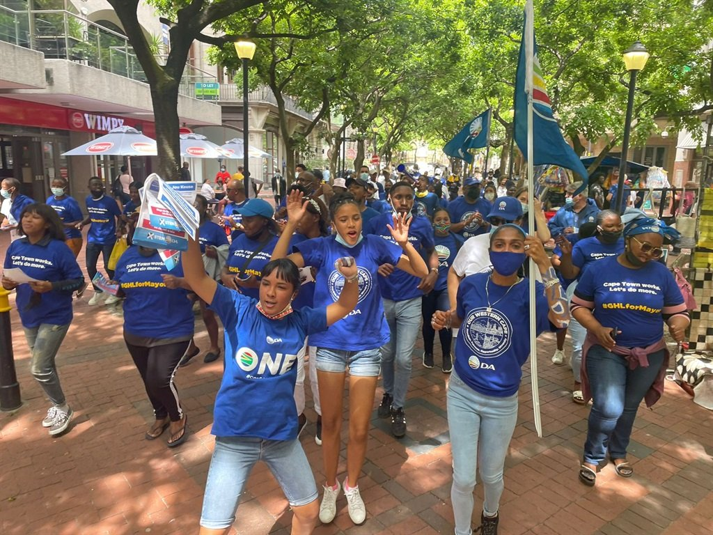 News24.com   DA Western Cape urges residents to vote to keep smaller parties out