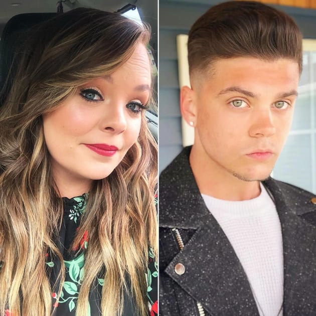 Tyler Baltierra Thirsts After Famous Wife: I Wanna Pound That Postpartum Poontang!