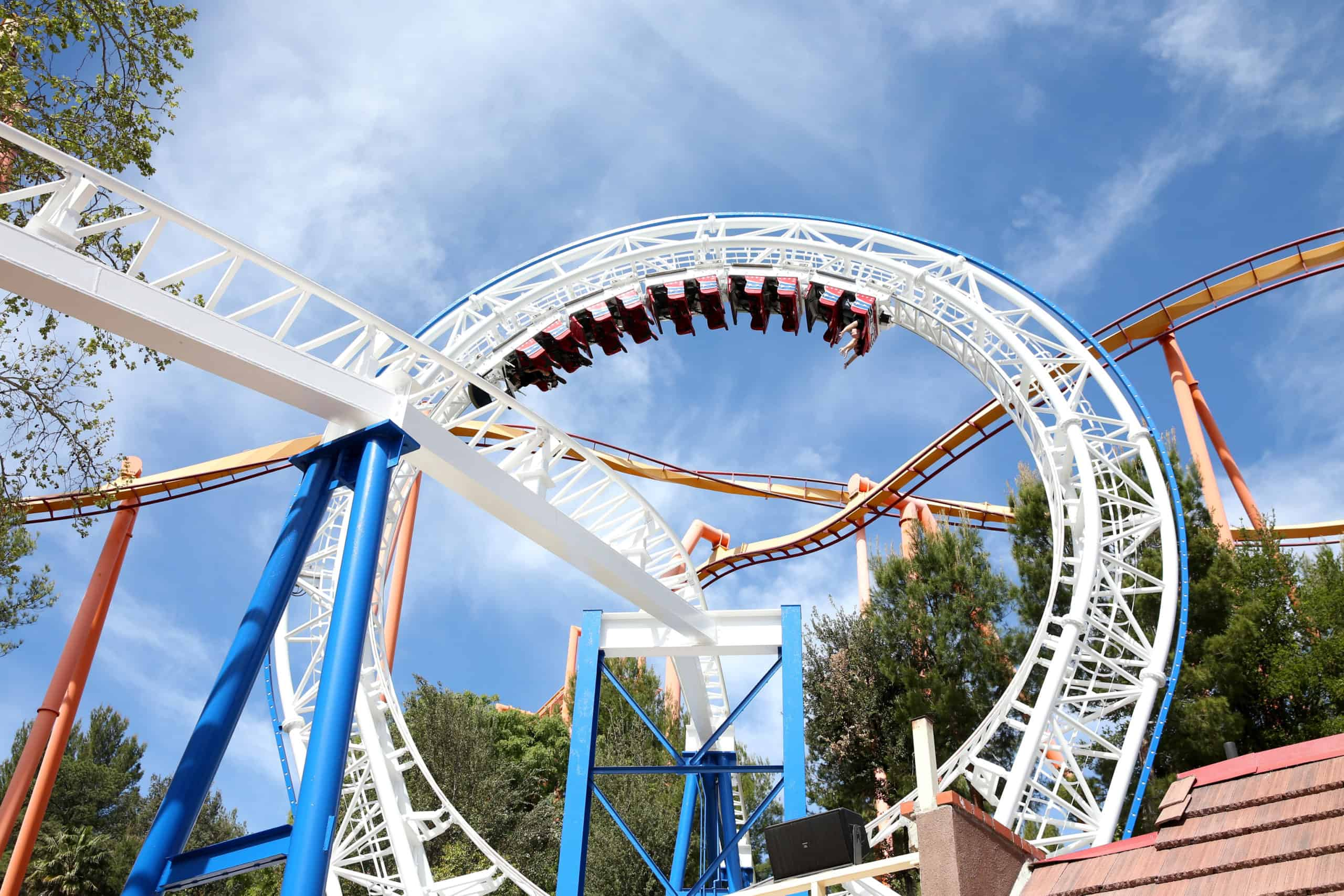 California Man Says He Ate Nearly Every Meal At Six Flags For $150 A Year And Paid Off His Student Loans