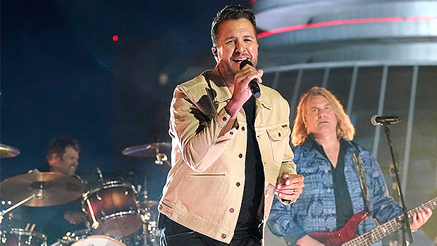 Luke Bryan Rescues Mother Of 2 After Her Tire Blows Out — See His Good Deed