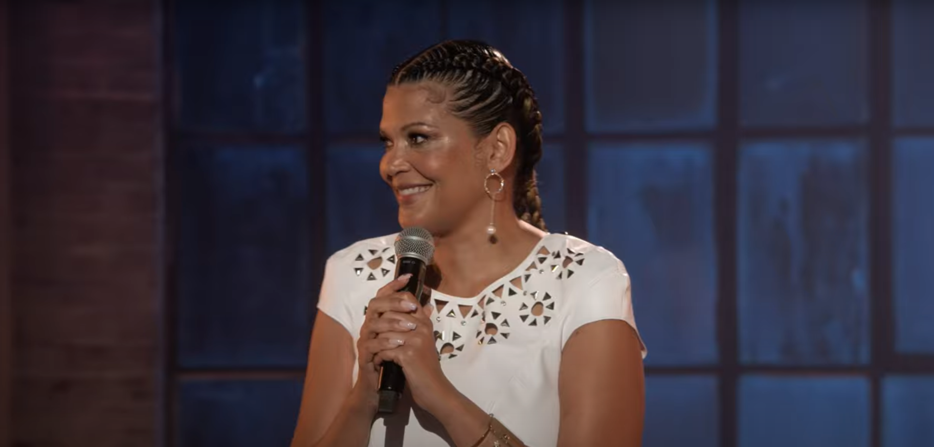 """Trailer Watch: Aida Rodriguez Has """"Fighting Words"""" in HBO Max Stand-Up Special"""
