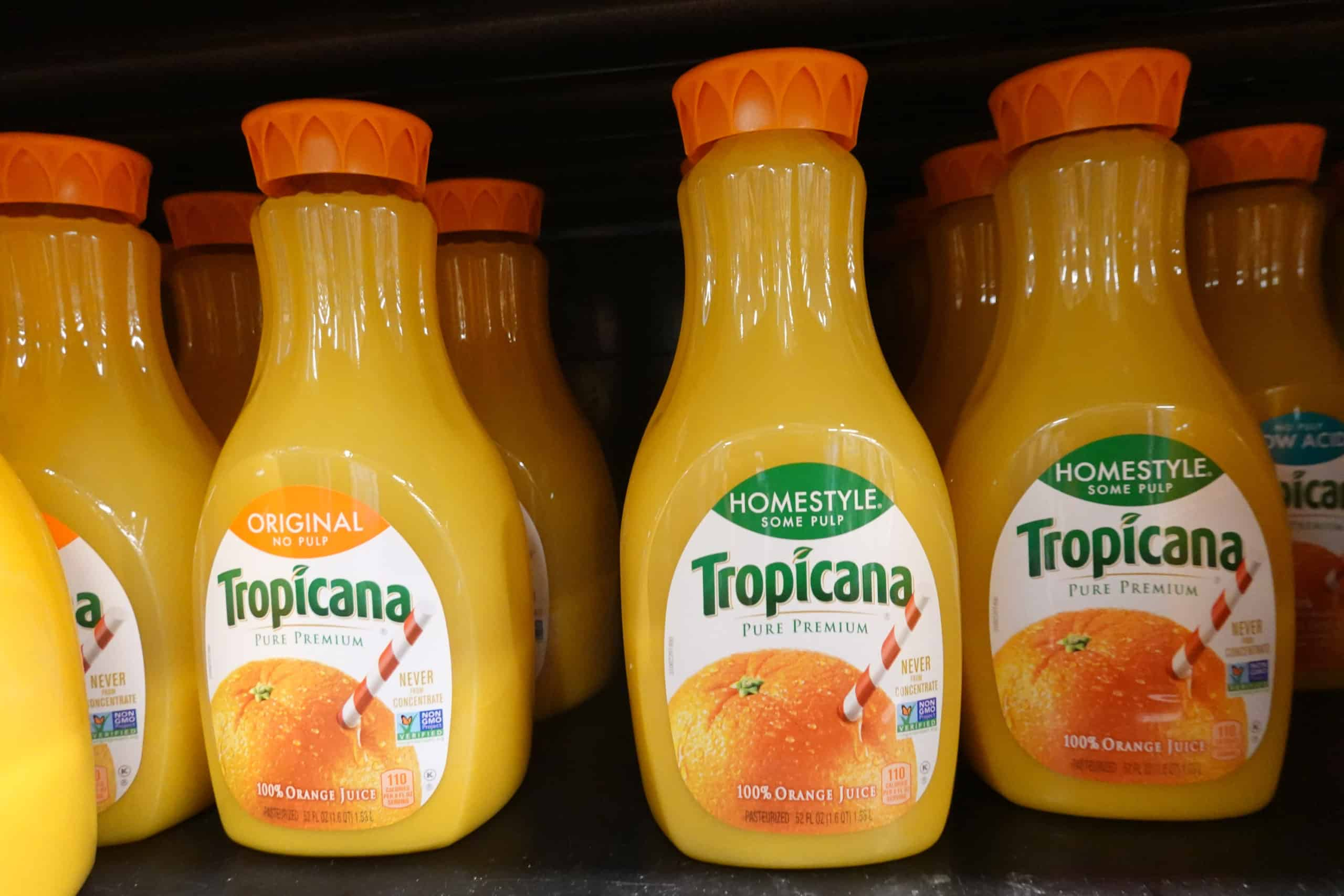 Tropicana Set To Release Limited-Edition Toothpaste That Doesn't Ruin The Taste Of Orange Juice