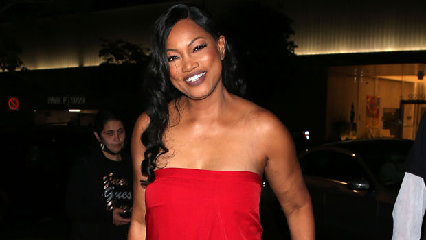 Garcelle Beauvais, 54, Stuns In Sexy One-Piece Swimsuit While Lounging In Miami