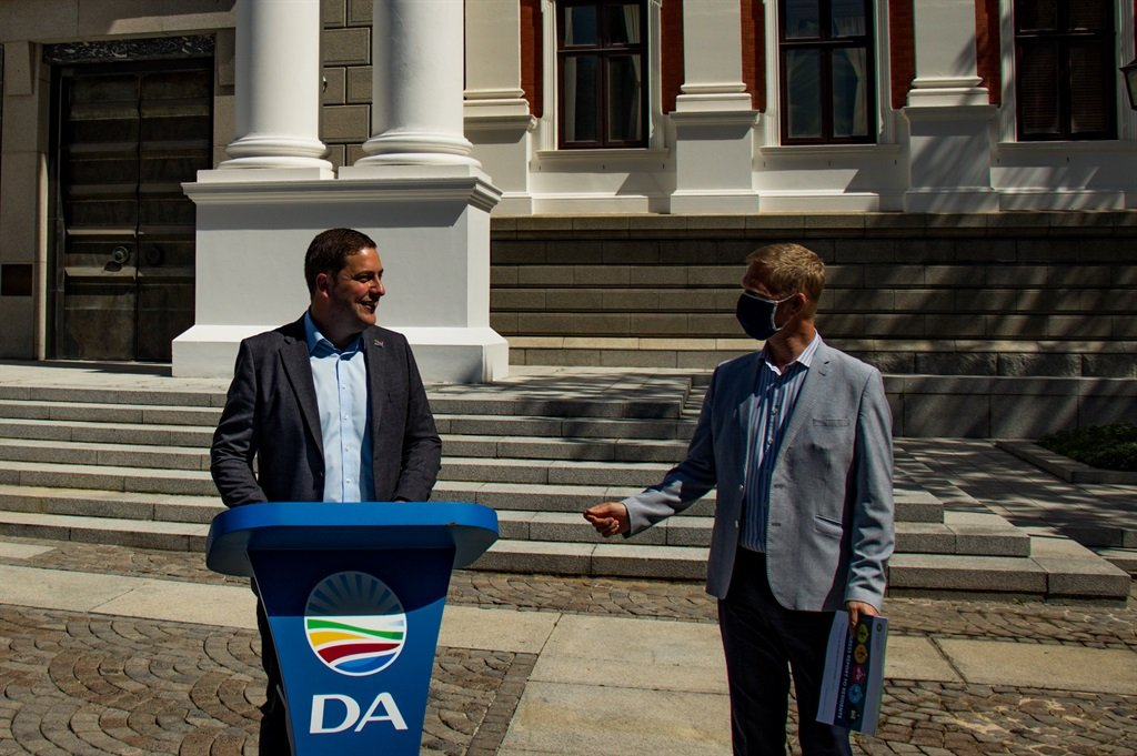 News24.com   DA wants police's VIP budget cut and given to Cape Town
