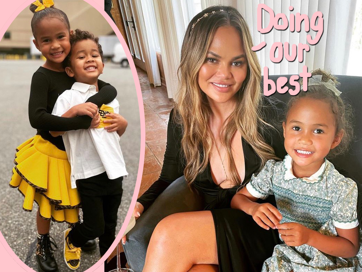 Chrissy Teigen Says Her Family Brings Late Son Jack's Ashes With Them On Vacation