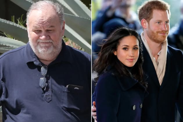 Thomas Markle: Harry and Meghan Are Acting Like Little Kids! They Need to Grow Up!