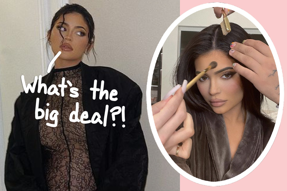 Kylie Jenner Called Out With More Blackfishing Claims After Showing Off EXTREME Tan!