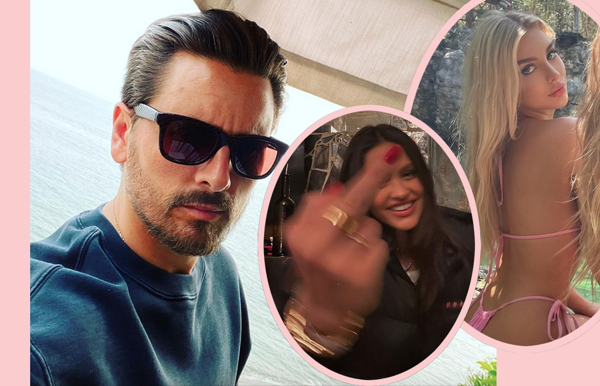 Scott Disick Spotted With A New Young Model — See What Ex Amelia Hamlin Posted After The News!