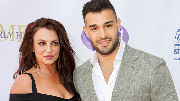 Britney Spears Wants A Big 'Traditional Wedding' With An Unlimited Budget To Marry Sam Asghari