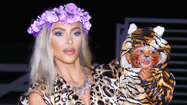 KarJenner Kids Halloween Costumes: North West, Reign Disick & More Of The Kids' Best Looks
